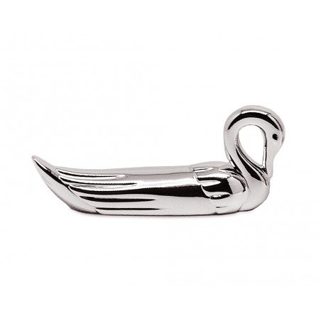 DRUM TABLE LEATHER TOP
